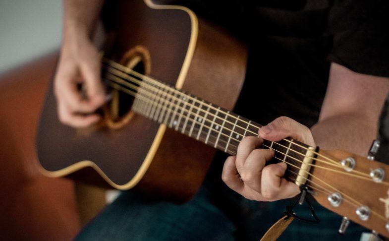 Gitarrenunterricht!