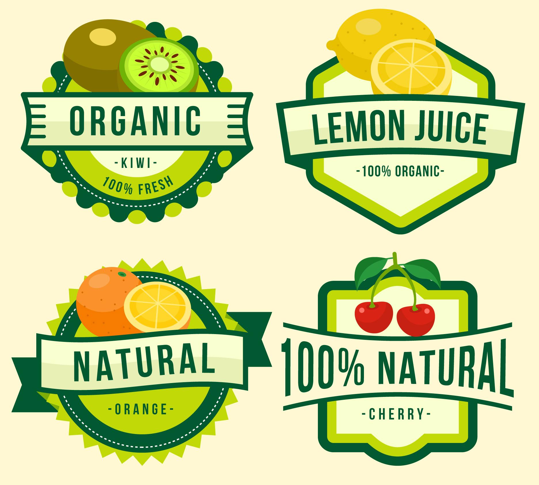Etikett erstellen